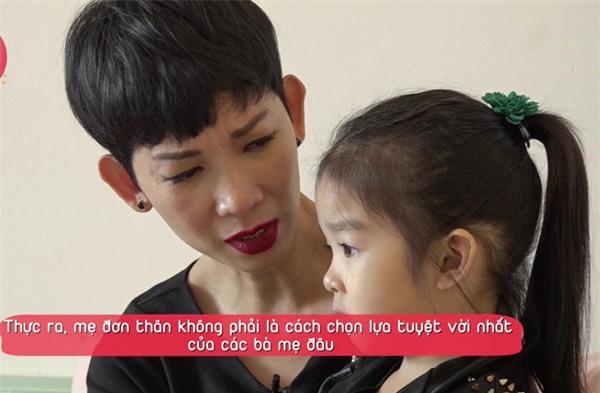 Xuân Lan nhói tim bật khóc khi con gái hỏi: Mẹ ơi, sao bố bỏ con?-4