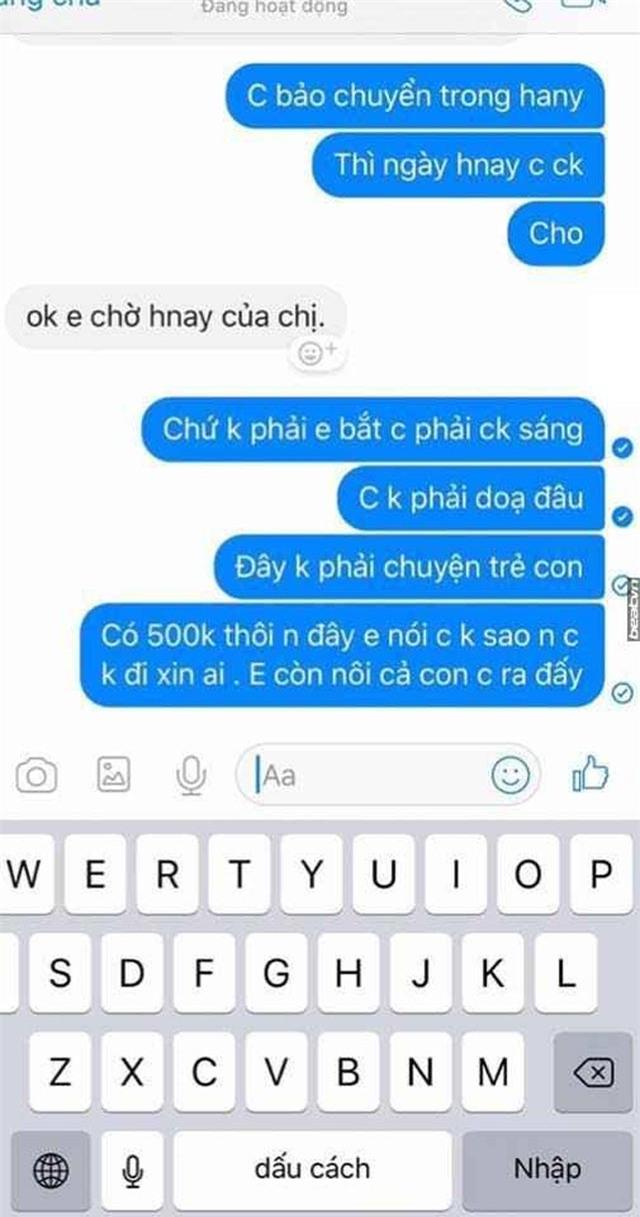 nong tren mang: khach khong di dam cuoi, co dau nhan tin doi chuyen tien mung hinh anh 5
