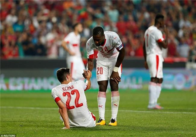 Bồ Đào Nha thắng trận, Ronaldo chính thức góp mặt ở World Cup 2018 - Ảnh 13.