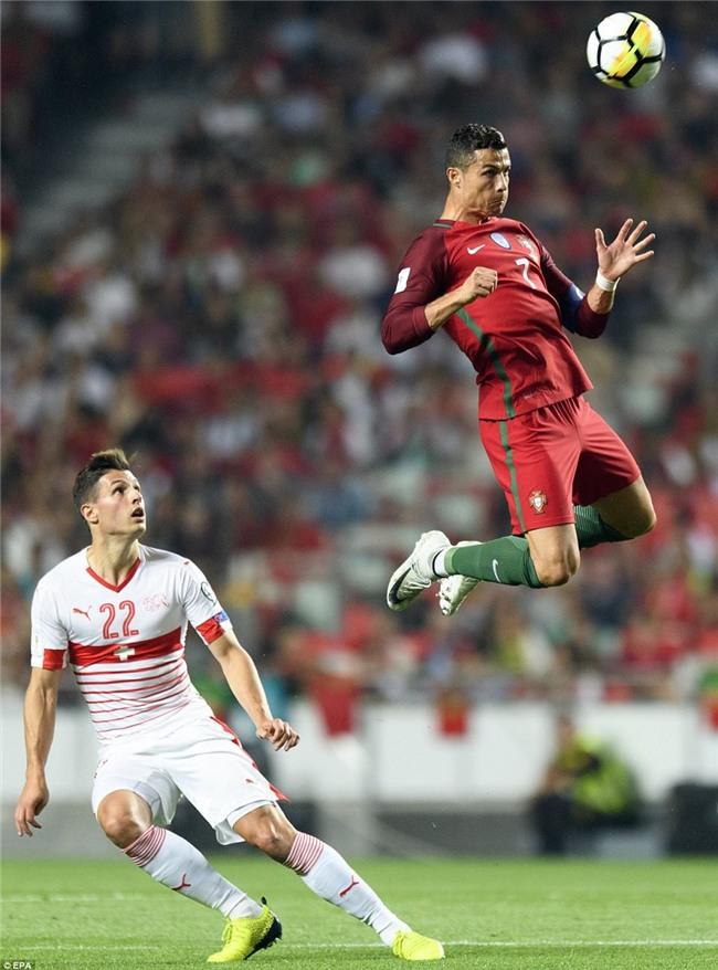 Bồ Đào Nha thắng trận, Ronaldo chính thức góp mặt ở World Cup 2018 - Ảnh 4.