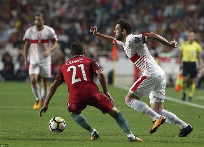 Bồ Đào Nha thắng trận, Ronaldo chính thức góp mặt ở World Cup 2018 - Ảnh 5.
