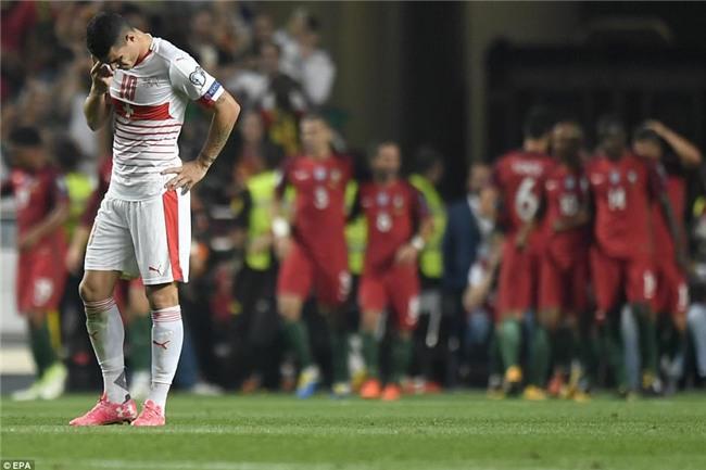 Bồ Đào Nha thắng trận, Ronaldo chính thức góp mặt ở World Cup 2018 - Ảnh 6.
