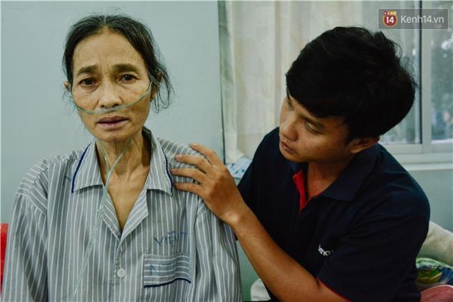 Xót xa cảnh người mẹ đơn thân ở Sài Gòn gần 60 năm giấu bệnh tim để được đi làm kiếm tiền nuôi con - Ảnh 7.