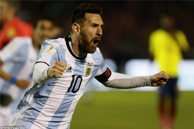 Antonella gửi thông điệp tình yêu đến Messi - Ảnh 2.