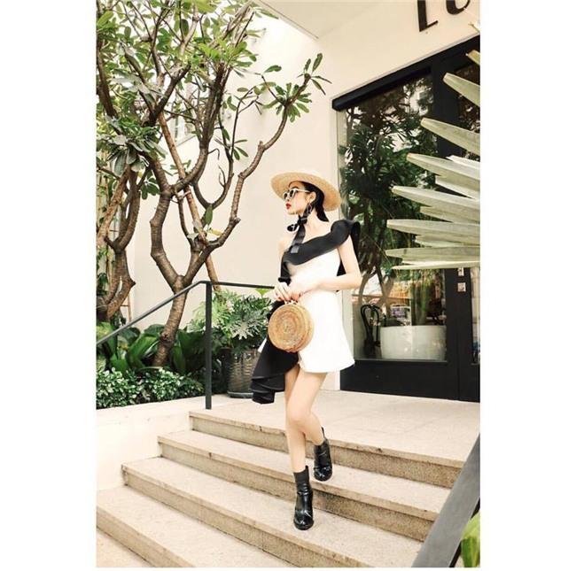 Hồ Ngọc Hà soán ngôi street style tuần này với bộ sưu tập giầy thần thánh-1