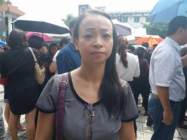 hoc sinh luong the vinh xep hang dai don linh cuu thay van nhu cuong ve truong - 15
