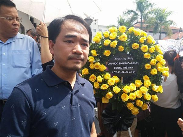 hoc sinh luong the vinh xep hang dai don linh cuu thay van nhu cuong ve truong - 16