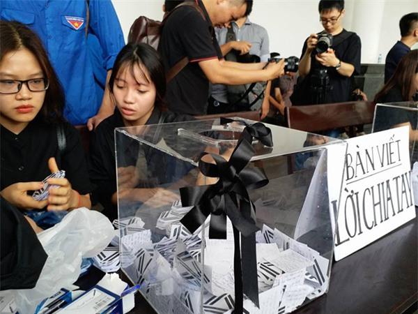 hoc sinh luong the vinh xep hang dai don linh cuu thay van nhu cuong ve truong - 41