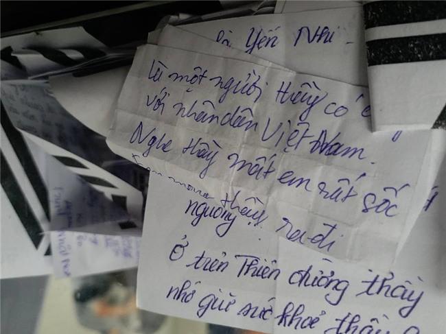 hoc sinh luong the vinh xep hang dai don linh cuu thay van nhu cuong ve truong - 42