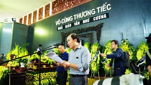 hoc sinh luong the vinh xep hang dai don linh cuu thay van nhu cuong ve truong - 8
