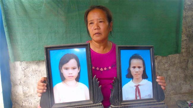 Chuyện đời đẫm nước mắt của góa phụ cùng một lúc quấn 2 vành khăn tang khi mất 2 cô con gái nhỏ - Ảnh 2.