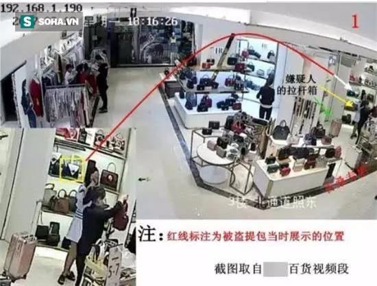 Cuồng hàng hiệu, nữ nhân viên thẩm mỹ ăn trộm 9 chiếc túi xách trong vòng 5 tháng - Ảnh 1.