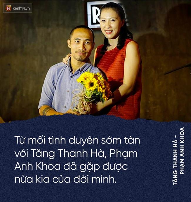 Tăng Thanh Hà – Phạm Anh Khoa: Mối nhân duyên kì lạ của showbiz Việt - Ảnh 3.