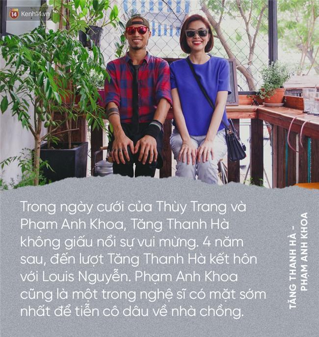 Tăng Thanh Hà – Phạm Anh Khoa: Mối nhân duyên kì lạ của showbiz Việt - Ảnh 4.
