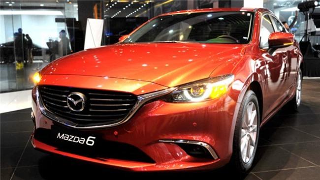 Mazda6, ô tô Mazda, Toyota Camry, ô tô Toyota, ô tô giá rẻ, sedan, xe sang, ô tô Nhật