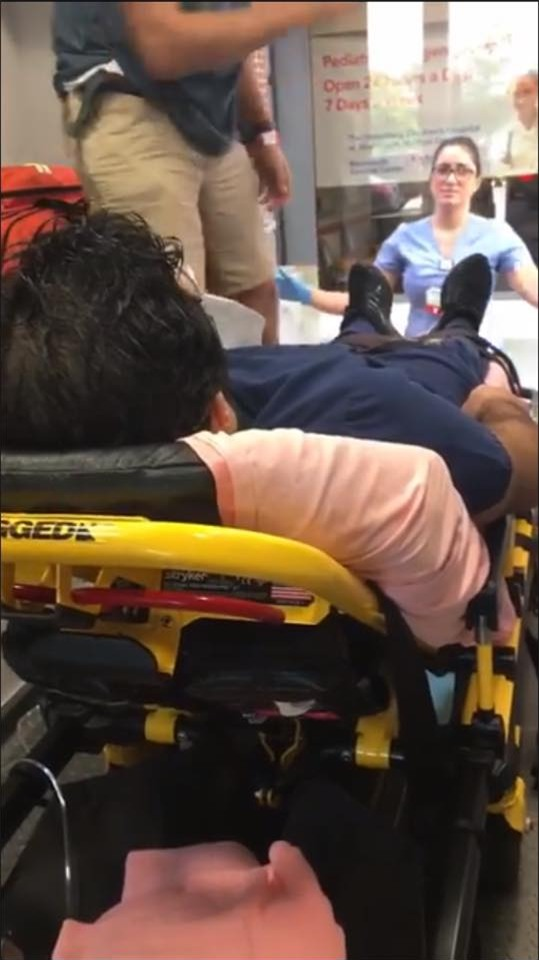 Bạn trai nguy kịch được đẩy vào phòng cấp cứu, nữ y tá chưa hết sợ thì lại nhận được tin sốc hơn - Ảnh 1.