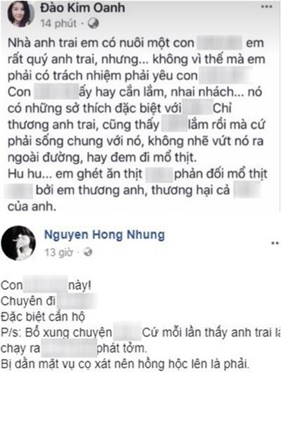 Vợ Xuân Bắc lại tiếp tục mâu thuẫn với diễn viên Kim Oanh vì... NSND Anh Tú - Ảnh 1.