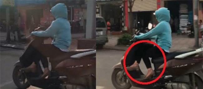 Chàng trai và chiếc xe máy gây ồn ào trên đường phố Hà Nội  - Ảnh 5.