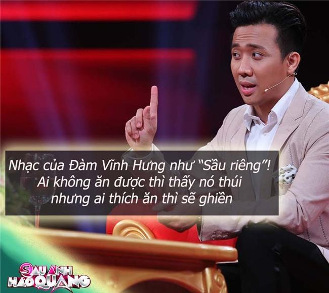 MC Trấn Thành: Nhạc Đàm Vĩnh Hưng như sầu riêng, không ăn được thấy thối, ăn được là ghiền-5