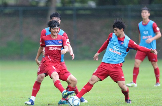 Tuấn Anh xin tân HLV HAGL cho đá trận gặp Quảng Nam - Ảnh 1.