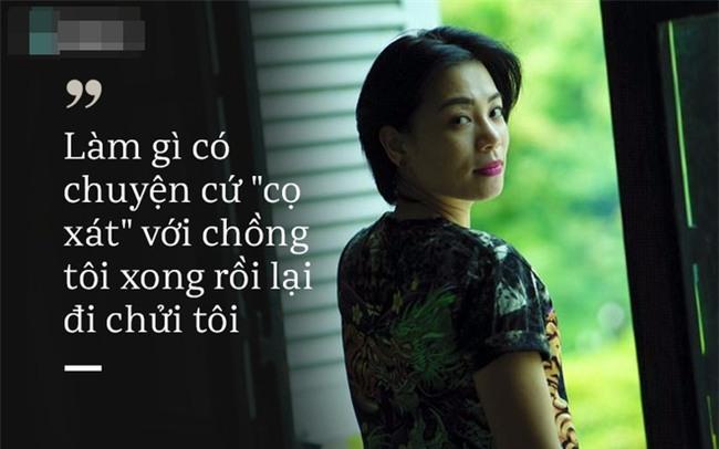 NÓNG: Lộ clip bà xã Xuân Bắc khóc lóc thảm thiết mắng chửi diễn viên Kim Oanh-5