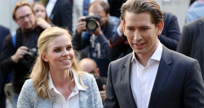 Tân Thủ tướng Áo tài giỏi đẹp trai và chuyện tình 13 năm được tiết lộ khiến các nàng mộng mơ hết hy vọng - Ảnh 2.