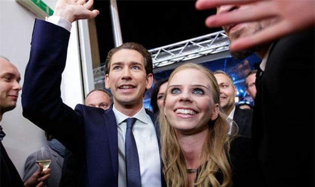 Tân Thủ tướng Áo tài giỏi đẹp trai và chuyện tình 13 năm được tiết lộ khiến các nàng mộng mơ hết hy vọng - Ảnh 4.
