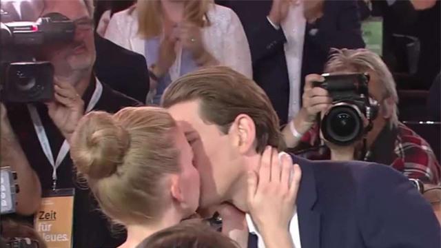 Tân Thủ tướng Áo tài giỏi đẹp trai và chuyện tình 13 năm được tiết lộ khiến các nàng mộng mơ hết hy vọng - Ảnh 8.