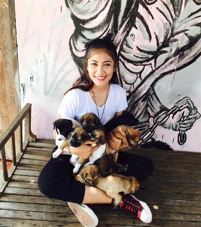 Hot girl làng võ Campuchia gây sốt với vẻ đẹp dữ dội, nhưng không kém phần quyến rũ - Ảnh 7.