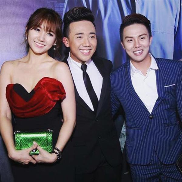 Duy Khánh từng nhắn tin cho Hari Won xin lỗi chuyện với Trấn Thành nhưng không được hồi đáp - Ảnh 1.