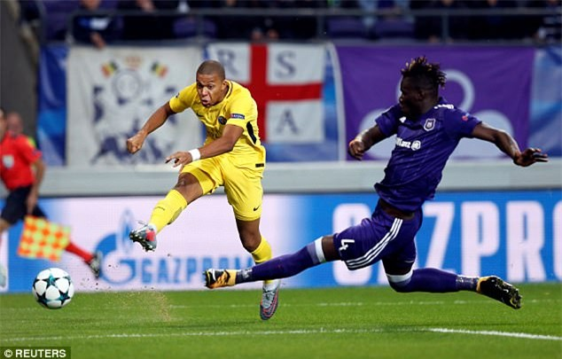 Neymar lại nổ súng, PSG tiếp tục khuynh đảo châu Âu - Ảnh 3.