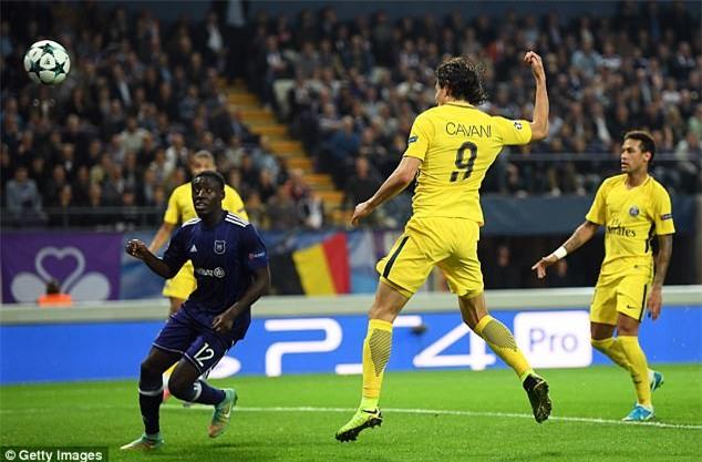 Neymar lại nổ súng, PSG tiếp tục khuynh đảo châu Âu - Ảnh 4.