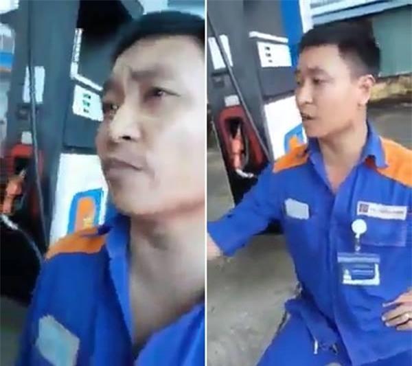 Quát nạt nhân viên vì trả về 0 đồng trước khi đổ 500.000 xăng, người quay clip bị dân mạng ném đá tới tấp - Ảnh 3.