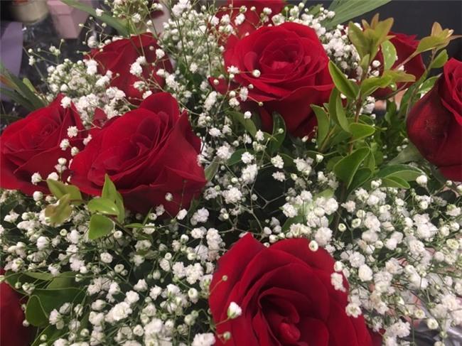hoa hồng nhập ngoại, hoa tươi