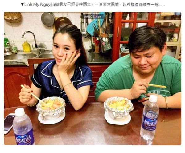 hotgirl long an va nguoi yeu 130kg khuay dao bao mang nuoc ngoai, dan tinh tranh luan kich liet - 1