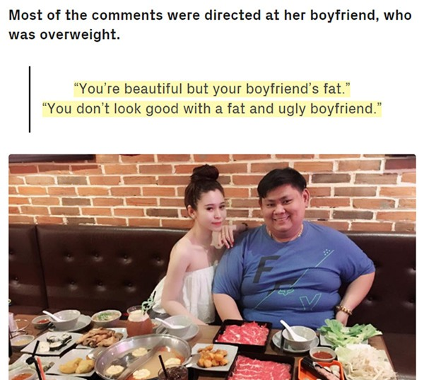 hotgirl long an va nguoi yeu 130kg khuay dao bao mang nuoc ngoai, dan tinh tranh luan kich liet - 3