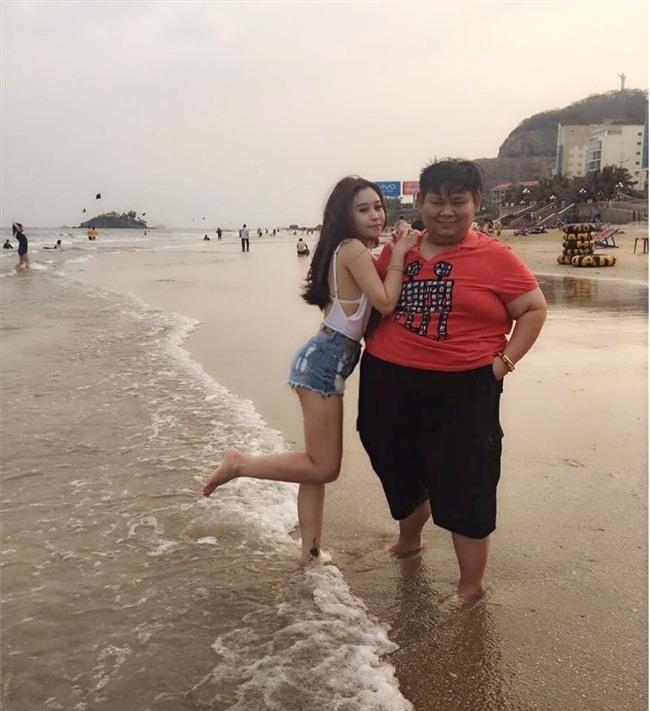 hotgirl long an va nguoi yeu 130kg khuay dao bao mang nuoc ngoai, dan tinh tranh luan kich liet - 6