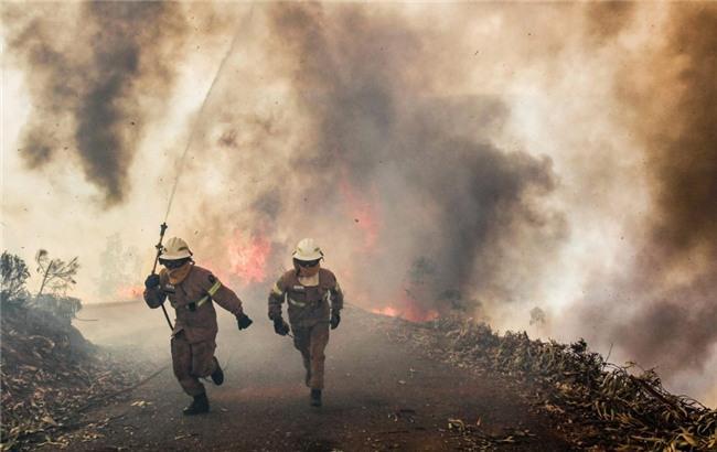 Ronaldo trả viện phí cho 370 nạn nhân thảm họa cháy rừng ở Bồ Đào Nha - Ảnh 2.