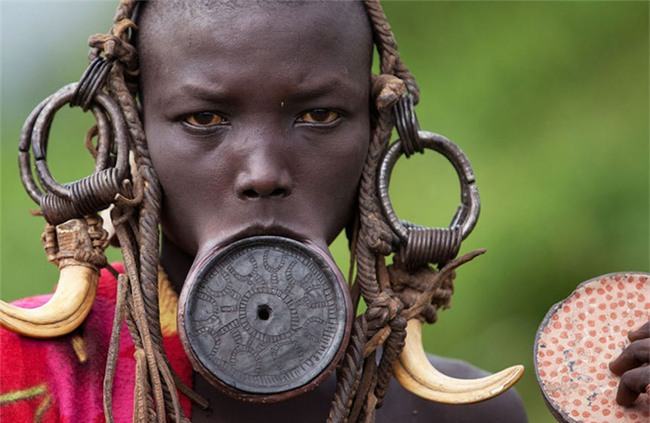 Đừng tưởng bạn đã biết: Chuẩn vẻ đẹp của phụ nữ châu Phi là gì? - Ảnh 3.