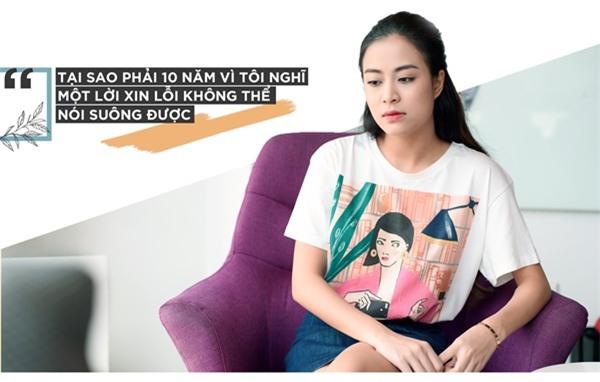Hoàng Thùy Linh : Tôi mang bản án và bị cầm tù suốt 10 năm qua-2