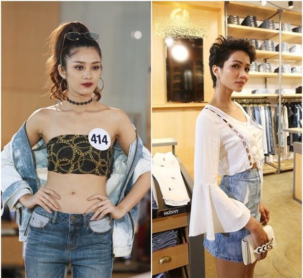 Sau 3 tập thất bại, Hoàng Thùy và Mâu Thủy có chiến thắng đầu tiên tại Hoa hậu Hoàn vũ Việt Nam-7