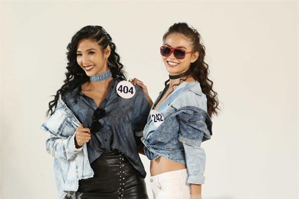 Sau 3 tập thất bại, Hoàng Thùy và Mâu Thủy có chiến thắng đầu tiên tại Hoa hậu Hoàn vũ Việt Nam-8