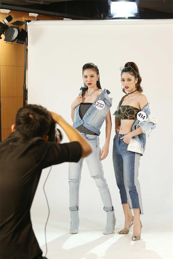 Sau 3 tập thất bại, Hoàng Thùy và Mâu Thủy có chiến thắng đầu tiên tại Hoa hậu Hoàn vũ Việt Nam-9