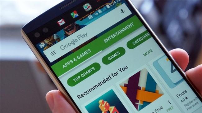 Google,ứng dụng Android