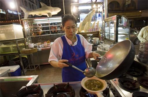 Món súp đắt nhất hành tinh nấu từ tử thần của biển cả, được tôn vinh là một trong tứ đại món ngon Trung Hoa - Ảnh 10.