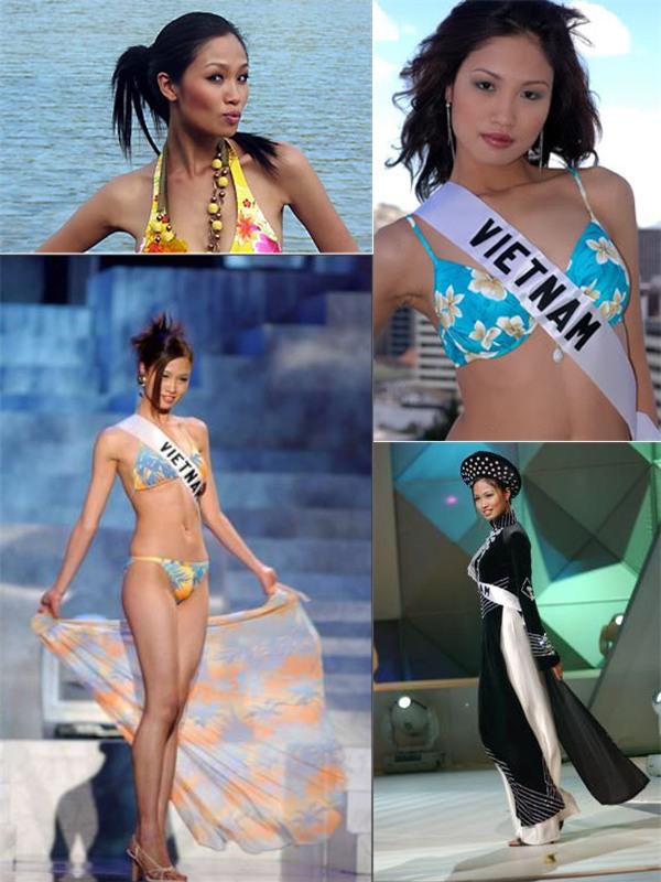 Đọ sắc 10 mỹ nhân đại diện Việt Nam tranh tài tại Hoa hậu Hoàn vũ Thế giới-1