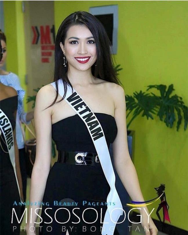 Đọ sắc 10 mỹ nhân đại diện Việt Nam tranh tài tại Hoa hậu Hoàn vũ Thế giới-11