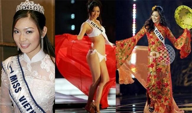 Đọ sắc 10 mỹ nhân đại diện Việt Nam tranh tài tại Hoa hậu Hoàn vũ Thế giới-2