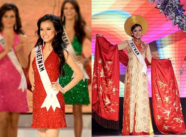 Đọ sắc 10 mỹ nhân đại diện Việt Nam tranh tài tại Hoa hậu Hoàn vũ Thế giới-4