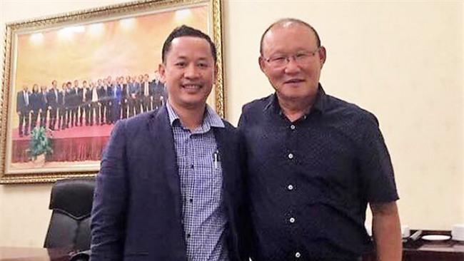 HLV Park Hang-seo chọn xong hai trợ lý ở ĐT Việt Nam